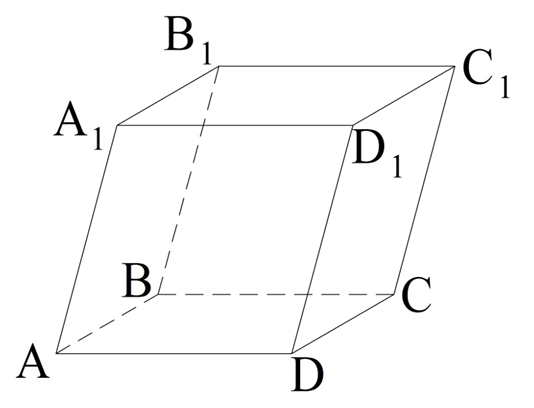 15 tetraedr i parallelepiped