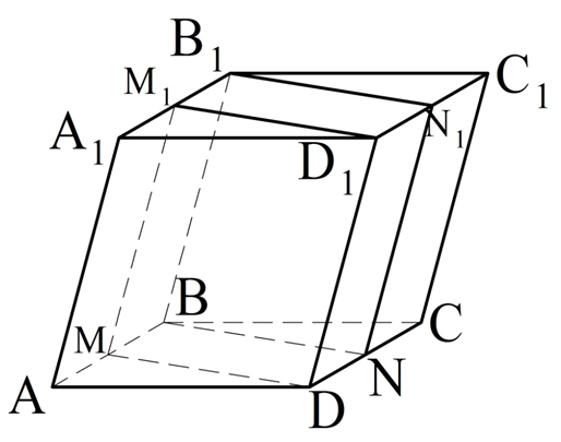 22 tetraedr i parallelepiped