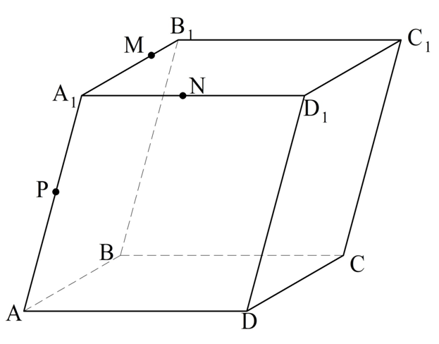 33 tetraedr i parallelepiped