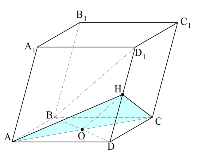 47 tetraedr i parallelepiped