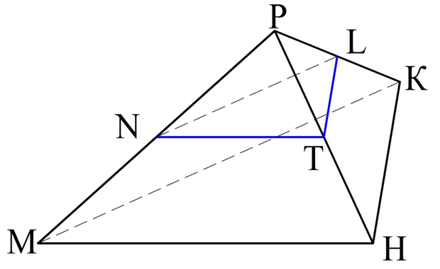9 tetraedr i parallelepiped