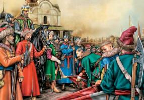 Урок 14: Литовское государство и Русь