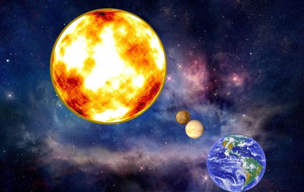 Урок 8: Почему Солнце светит днём?