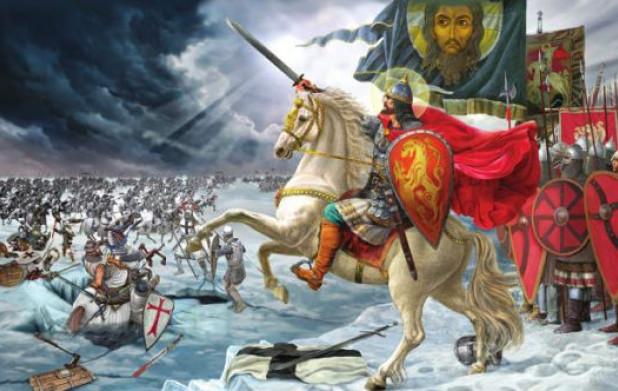 Урок 12: Западные завоеватели и Русь