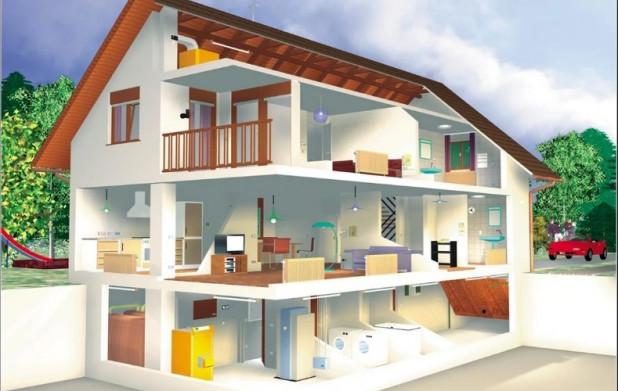 Урок 6: Мой дом