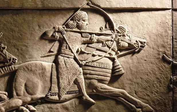 Урок 6: Ассирия и Персия
