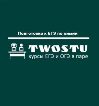 Подготовка к ЕГЭ по химии c «TWOSTU»