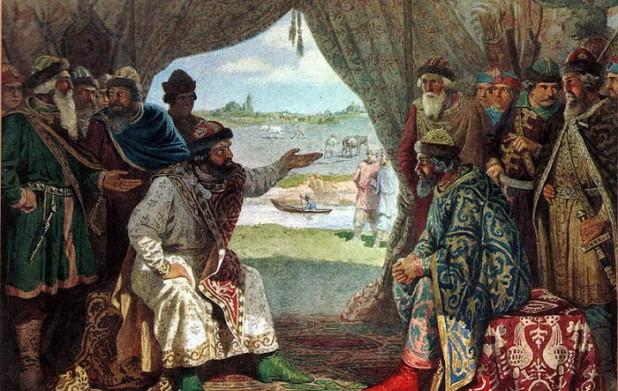 Урок 6: Русь при Владимире Мономахе