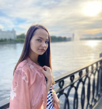 Вероника Олеговна