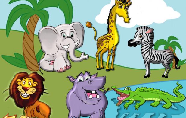 Урок 5: Животные. Часть 2