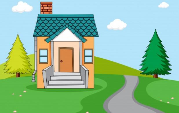 Урок 7: Мой дом