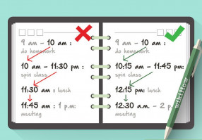 Урок 4: Расписание дня