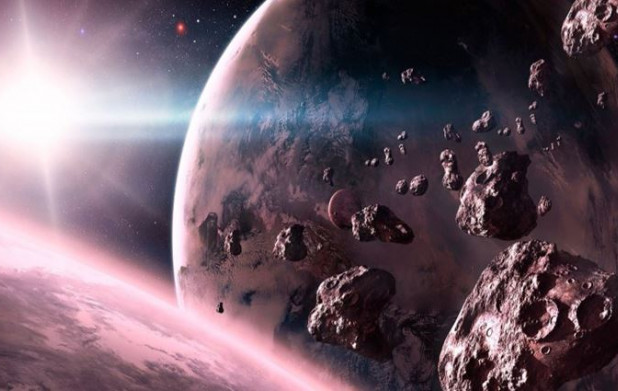 Урок 1: Астероиды и кометы