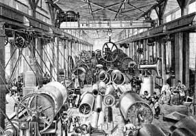 Урок 9: Переворот в промышленности