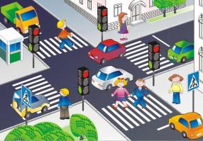 Урок 3: Дорожное движение