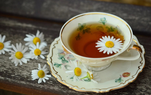 Урок 9: Чаепитие