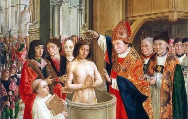 Урок 2: Франки и христианство