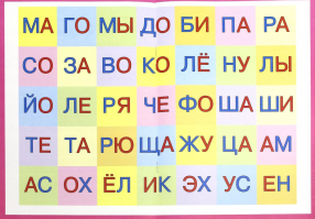 Урок 6: Слог, слово, ударение