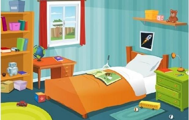 Урок 3: Моя комната