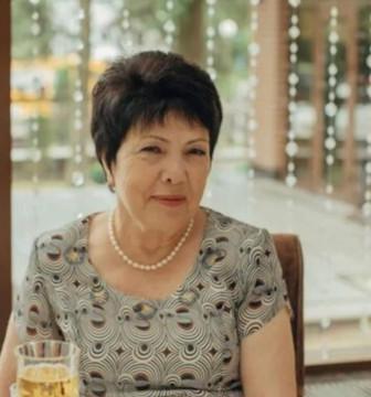 Фатима Магометовна