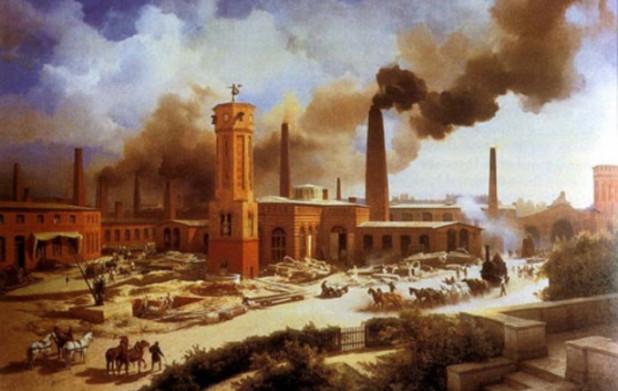 Урок 4: Революция в промышленности