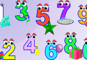 Урок 3: Числа от 6 до 9