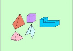 Урок 1: Многогранники
