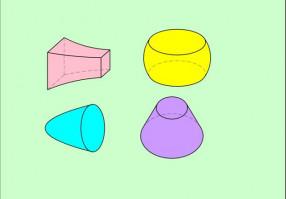 Урок 9: Объем сложных тел