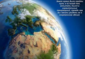 Урок 2: Облик планеты