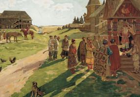 Урок 8: Быт и нравы Древней Руси