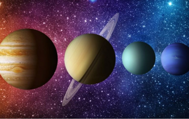 Урок 8: Планеты-гиганты