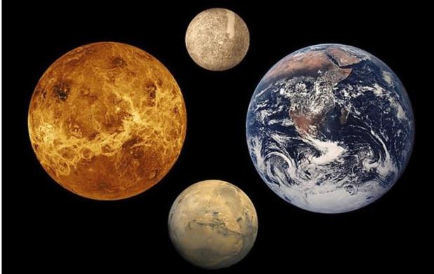 Урок 7: Планеты земной группы