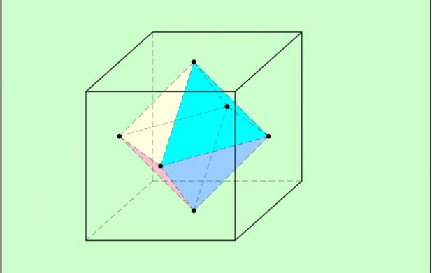 Урок 3: Правильные многогранники