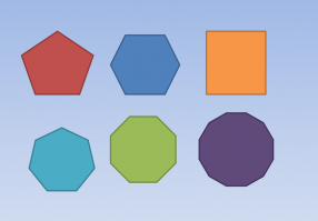 Урок 6: Правильные многоугольники