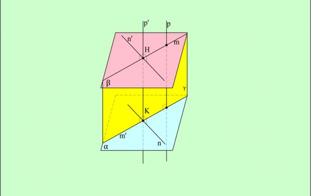 Урок 6: Расстояния в стереометрии
