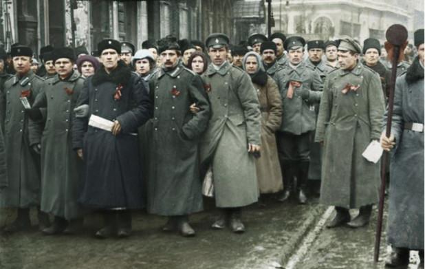 Урок 5: Революция 1917 года