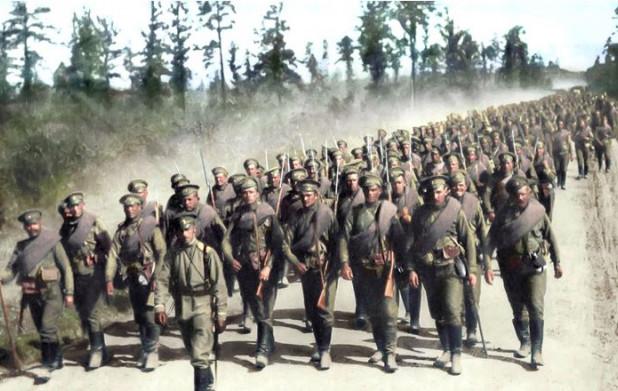 Урок 4: Россия в Первой мировой