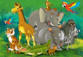 Урок 4: Животные