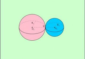 Урок 7: Сфера и шар