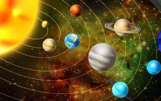 Урок 6: Солнечная система