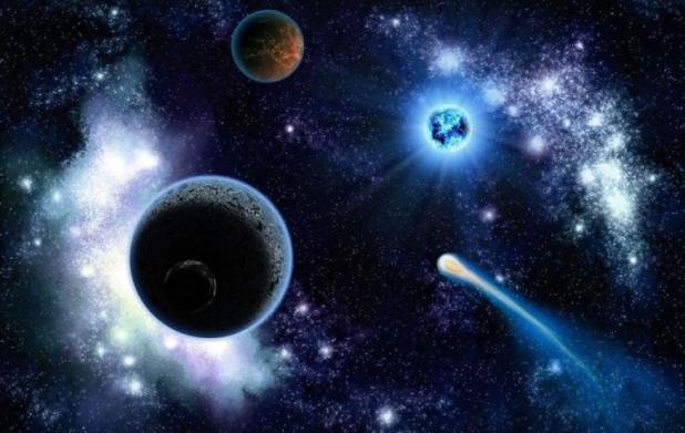 Урок 8: Строение Вселенной
