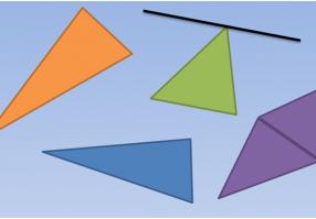 Урок 5: Треугольник. Углы и стороны