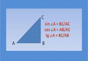 Урок 8: Функции тригонометрические