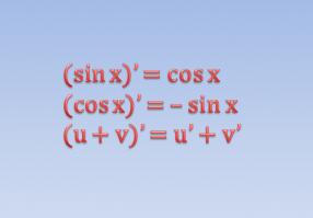 Урок 3: Вычисление производной